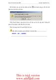 Giáo trình Microsoft Access 2000_6