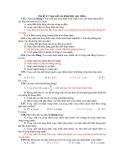Chủ đề 4: Công suất của dòng điện xoay chiều