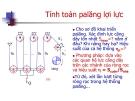 Giáo trình hình thành ứng dụng điều tiết cơ cấu cân bằng với vận tốc chuyển động p10