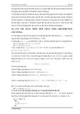 BÀI GIẢNG GIẢI THUẬT VÀ LẬP TRÌNH - QUY HOẠCH ĐỘNG - LÊ MINH HOÀNG - 4
