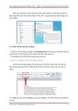 Giáo trình - Tìm hiểu Microsoft Office 2007 - Tập 1 - Lê Văn Hiếu - 5