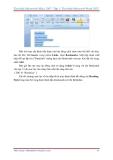 Giáo trình - Tìm hiểu Microsoft Office 2007 - Tập 1 - Lê Văn Hiếu - 6