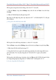 Giáo trình - Tìm hiểu Microsoft Excel 2007 - Tập 2 - Lê Văn Hiếu - 2