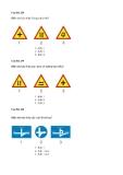 Câu hỏi trắc nghiệm an toàn giao thông - Nguyễn đình Sắc - 5