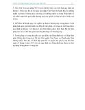 TOÀN VĂN HIỆP ĐỊNH THƯƠNG MẠI VIỆT MỸ - NHỮNG ĐIỀU KHOẢN QUAN TRỌNG - 3