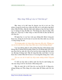 SỨC KHỎE TRẺ EM - ĐOÁN BỆNH QUA MẮT VÀ CÁC TRIỆU CHỨNG LẠ - 6