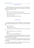 CHĂM SÓC SỨC KHỎE - CHẾ ĐỘ DINH DƯỠNG VÀ CÁC BIẾN CHỨNG BẤT NGỜ - 2