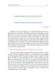 CHĂM SÓC SỨC KHỎE - CHẾ ĐỘ DINH DƯỠNG VÀ CÁC BIẾN CHỨNG BẤT NGỜ - 6
