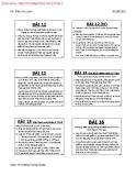 Các bài tập dạng thuế 2