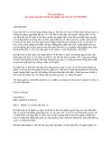 Bộ Luật hình sự của nước cộng hoà xã hội chủ nghĩa Việt Nam số 15