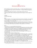 Quy định về Luật Đầu tư nước ngoài tại Việt Nam