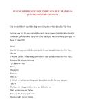 LUẬT SỬA ĐỔI BỔ SUNG MỘT SỐ ĐIỀU CỦA LUẬT VỀ SĨ QUAN QUÂN ĐỘI NHÂN DÂN VIỆT NAM