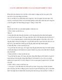 LUẬT SỬA ĐỔI MỘT SỐ ĐIỀU CỦA LUẬT DOANH NGHIỆP TƯ NHÂN