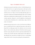 Y học cổ truyền kinh điển - sách Tố Vấn: Thiên 2 : TỨ KHÍ ĐIỀU THẦN LUẬN
