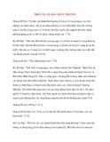 Y học cổ truyền kinh điển - sách Linh Khu: THIÊN 59: VỆ KHÍ THẤT THƯỜNG
