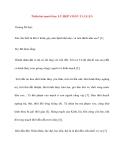 Y học cổ truyền kinh điển - sách Tố Vấn: Thiên hai mươi bảy: LY HỢP CHÂN TÀ LUẬN