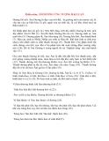 Y học cổ truyền kinh điển - sách Tố Vấn: Thiên năm: ÂM DƯƠNG ỨNG TƯỢNG ĐẠI LUẬN