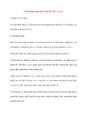 Y học cổ truyền kinh điển - sách Tố Vấn: Thiên năm mươi tám: KHI HUYẾT LUẬN