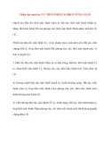 Y học cổ truyền kinh điển - sách Tố Vấn: Thiên 64: TỨ THỜI THÍCH NGHỊCH TÙNG LUẬN