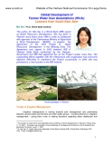 Global Development of Farmer Water User Associations (WUA): Lessons from South-East Asia