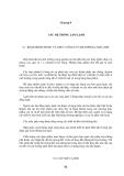 HỆ THỐNG TÀU THỦY ( Thạc sĩ. Nguyễn Văn Võ ) - CHƯƠNG 9