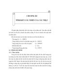 Thiết kế kết cấu trục 1 tần phục vụ cho việc di chuyển tôn tấm - Chương 3