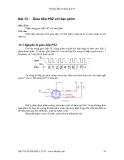 Hướng dẫn sử dụng Kit 89 - Bài 13