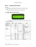 Hướng dẫn sử dụng Kit 89 - Bài 15