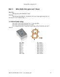 Hướng dẫn sử dụng Kit 89 - Bài 3