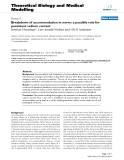 """Báo cáo y học: """"Breakdown of accommodation in nerve: a possible role for persistent sodium current"""""""