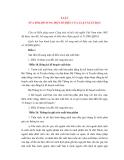 LUẬT SỬA ĐỔI, BỔ SUNG MỘT SỐ ĐIỀU CỦA LUẬT XUẤT BẢN