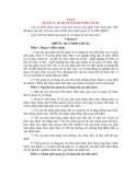 Tìm hiểu về LUẬT QUẢN LÝ, SỬ DỤNG TÀI SẢN NHÀ NƯỚC