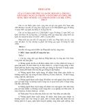 PHÁP LỆNH CỦA ỦY BAN THƯỜNG VỤ QUỐC HỘI VỀ SỬA ĐỔI, BỔ SUNG MỘT SỐ ĐIỀU CỦA PHÁP LỆNH CÁN BỘ, CÔNG CHỨC