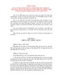 PHÁP LỆNH CỦA ỦY BAN THƯỜNG VỤ QUỐC HỘI VỀ CHỐNG TRỢ CẤP HÀNG HÓA NHẬP KHẨU VÀO VIỆT NAM