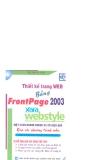 Thiết kế trang web bằng FrontPage 2003 part 1