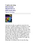 Ý nghĩa cuộc sống theo quan niệm của Albert Einstein