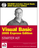 Wrox's Visual Basic 2005 Express Edition Starter Kit phần 1