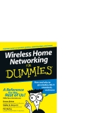 Wireless Home Networking for dummies phần 1