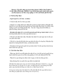 Cấp Giấy phép quy hoạch theo khoản 3 Điều 9 Quyết định số 27/2011/QĐ-UBND ngày 30/8/2011 của UBND thành phố (thuộc thẩm quyền của Ban Quản lý các Khu công nghiệp và Chế xuất thành phố Hà Nội)