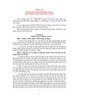 THÔNG TƯ Hướng dẫn xác định chi phí lập, công bố