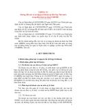 THÔNG TƯ của Chính phủ quy định chi tiết và hướng dẫn thi hành Luật Ngân sách Nhà nước