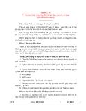 THÔNG TƯ Về việc ban hành và hướng dẫn việc ghi chép, lưu trữ, sử dụng biểu mẫu nuôi con nuôi