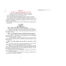 THÔNG TƯ Quy định về quản lý chất lượng dịch vụ bưu chính