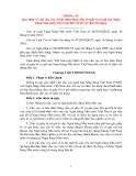 THÔNG TƯ Quy định về việc cho vay có bảo đảm bằng cầm cố giấy tờ có giá của Ngân hàng Nhà nước Việt Nam đối với các tổ chức tín dụng