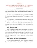 THÔNG TƯ Hướng dẫn việc cấp giấy thông hành biên giới Việt Nam – Cămpuchia cho cán bộ, viên chức, công nhân Việt Nam sang Cămpuchia