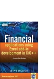 Financial Applications using Excel Add-in Development in C/C++ phần 1