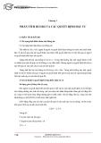 GIÁO TRÌNH KINH TẾ QUẢN LÝ - CHƯƠNG 5