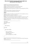 Giáo trình hình thành ứng dụng phân tích nghiên cứu phương thức khởi dựng tĩnh p1