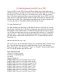 Các hàm về Ranking mới trong SQL Server 2005
