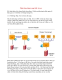 Phân đoạn bảng trong SQL Server